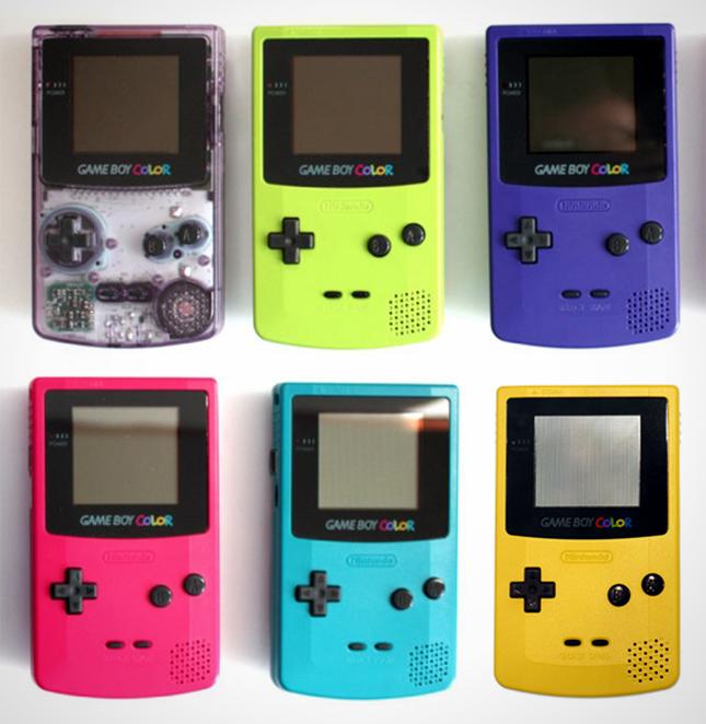 GBC Nintendo Game Boy Color – Warp Zone