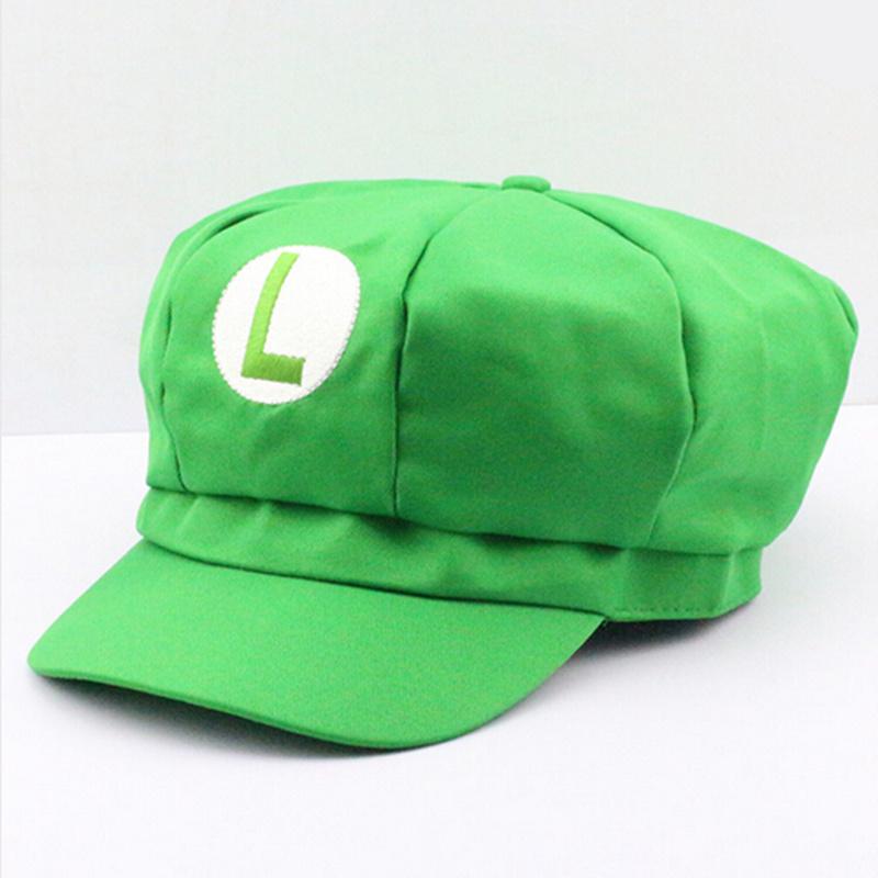 ecf0964f2ef4 Luigi Mario Bros Green Hat – Warp Zone